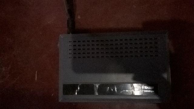 Roteador Multilaser wireless 150mbps