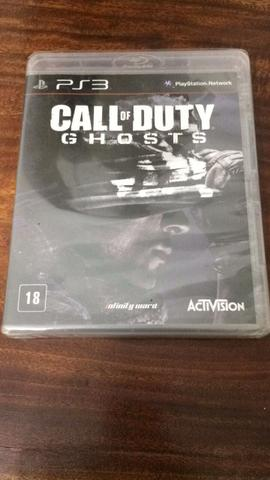 Jogo de PS3: Call of Duty - Ghosts