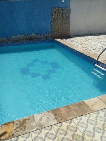Kitnet com piscina