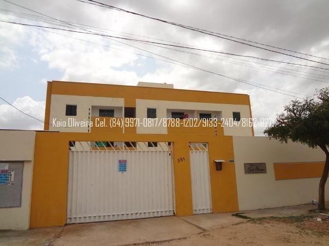 Aluga-se Apto 2/4, Condomínio Fechado, Incluso água, Mossoró-RN. Valor: R$ 450,00