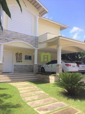 CA0045 - Excelente casa residencial no condomínio Quintas do Lago