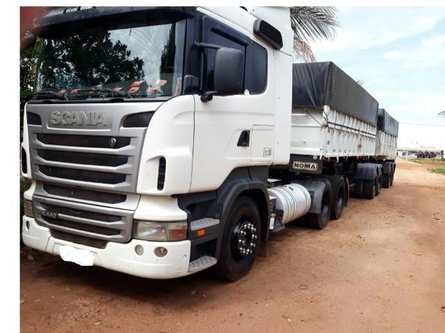 Scania R 440 6x2
