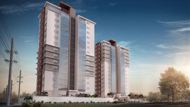 VENDA - Apartamentos na planta no Residencial Luman-Ville, 110 norte