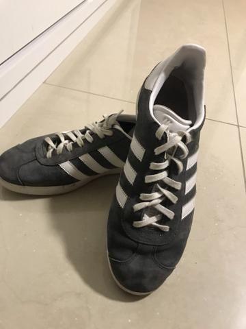 dcda842d86 Tenis adidas gazelle - Roupas e calçados - Portal do Sol