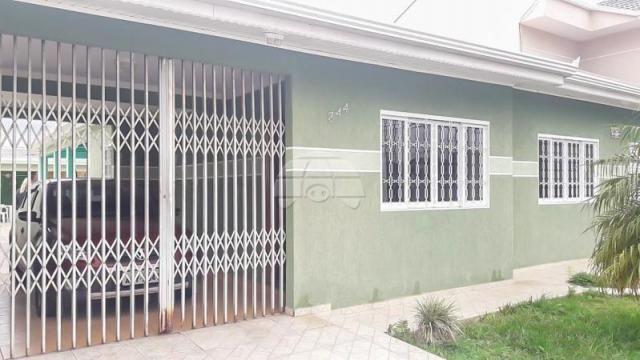 Casa à venda com 5 dormitórios em Iguaçu, Araucária cod:146233