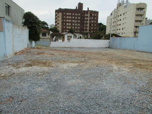 Terreno para alugar, 536 m² por r$ 2.300/mês - juvevê - curitiba/pr - Foto 5