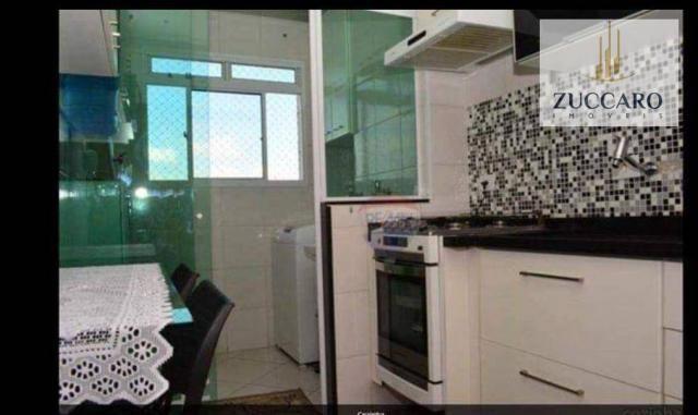 Apartamento com 2 dormitórios à venda, 54 m² por r$ 285.000,00 - vila sirena - guarulhos/s - Foto 12