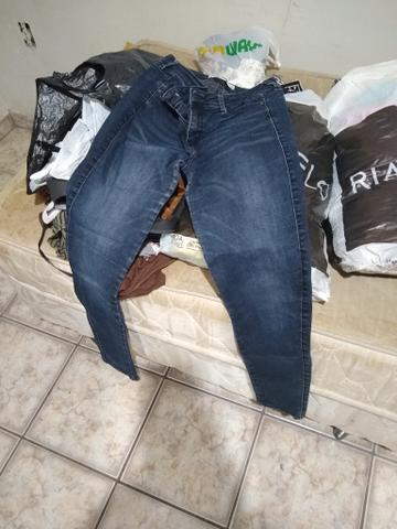 72e13ff286 Calças jeans zara riachuelo - Roupas e calçados - Vitória