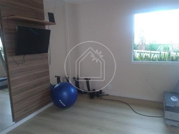 Apartamento à venda com 3 dormitórios em Maracanã, Rio de janeiro cod:819196 - Foto 10