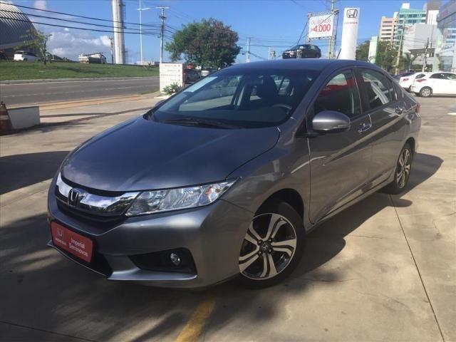 HONDA CITY 1.5 EX 16V FLEX 4P AUTOMÁTICO - Foto 2