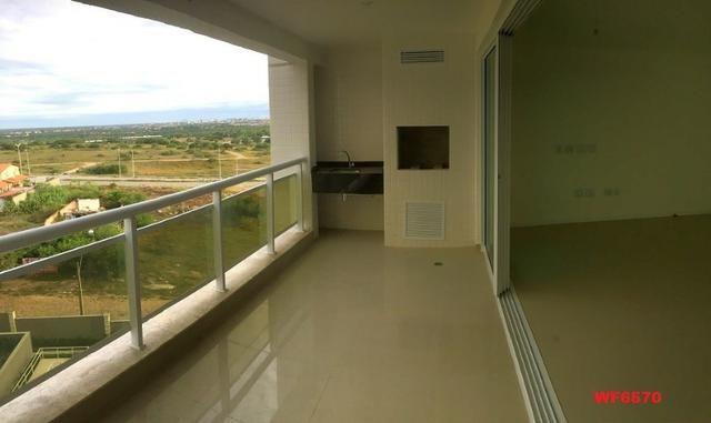 Living Resort, Santorini, 145m², 3 suítes, gabinete, 3 vagas, vista mar, lazer completo - Foto 8