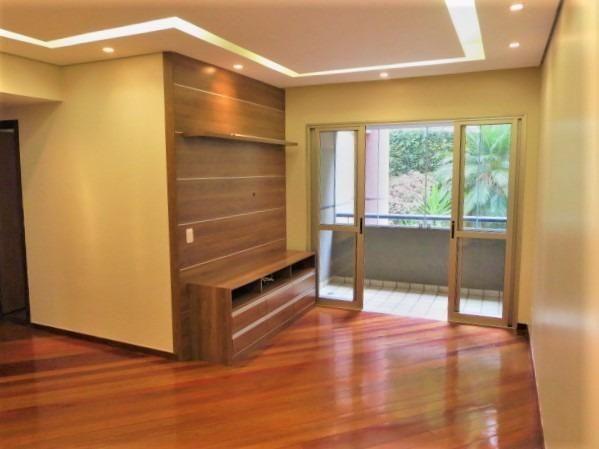 Apartamento 3 quartos à venda, 3 quartos, 1 vaga, gutierrez - belo horizonte/mg