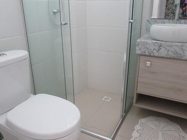 Apartamento à venda com 3 dormitórios em Costa e silva, Joinville cod:11104 - Foto 12