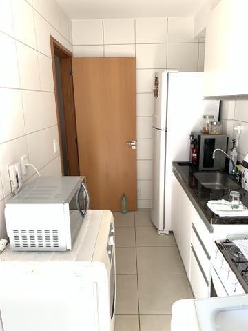 Apartamento 3 quartos 1 suíte 2 vagas garagem Liberty Parque Amazônia Cascavel - Foto 5