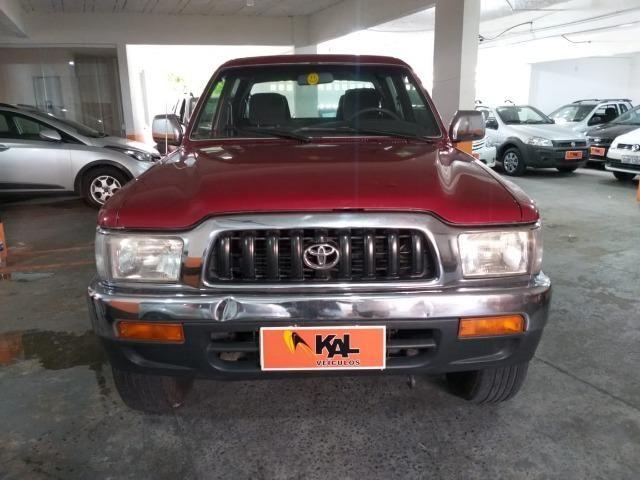 Hilux Cab.Dupla SRV 2002/2002 - Foto 4