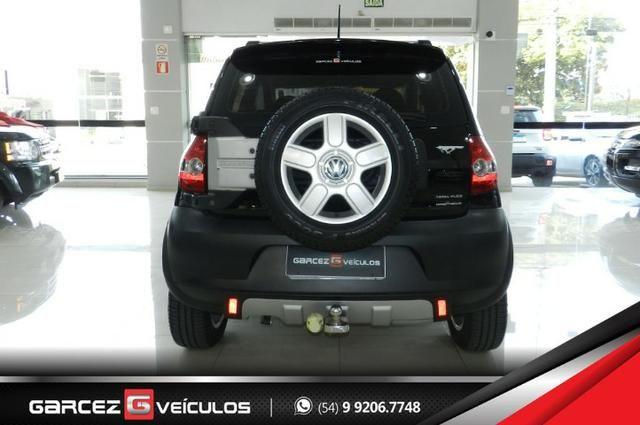 Vw - Volkswagen Crossfox 1.6 Flex Manual Topo de Linha Airbag ABS Comandos no Volante - Foto 9