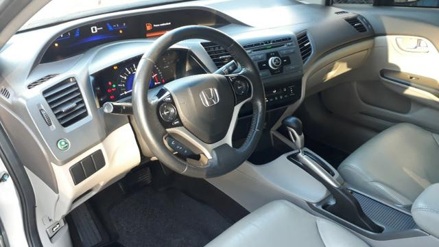 Honda Civic 1.8 Lxs - 2014 - Foto 4