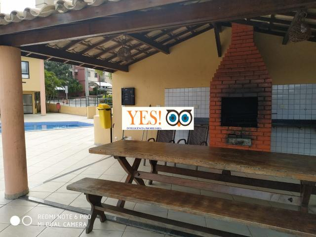 Yes imob- apartamento para locação, muchila, feira de santana, 3 dormitórios sendo 1 suíte - Foto 6
