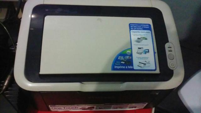 Impressora a lezer leia a descrição - Foto 2