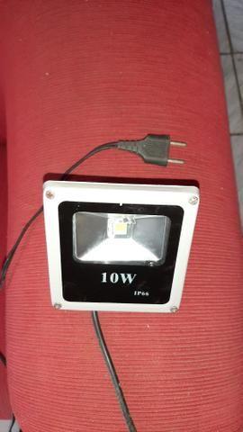 Refletor Holofote Halógeno 50W Bivolt