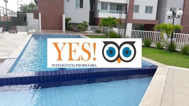 Apartamento para venda, olhos d'água, feira de santana, 2 dormitórios sendo 1 suíte, 1 sal - Foto 9