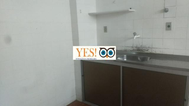 Apartamento para Locação, Ponto Central, 3 quartos com dependência. - Foto 10