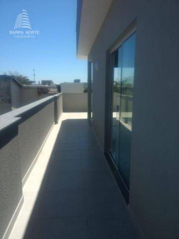 Cobertura à venda, 75 m² por r$ 299.000,00 - ingleses - florianópolis/sc - Foto 12