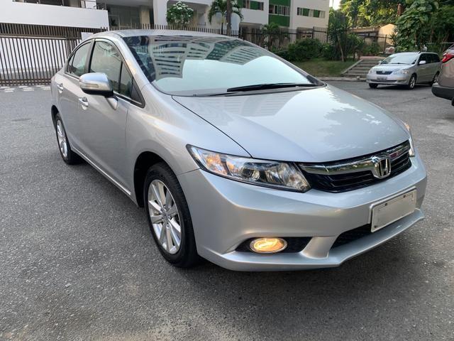 Honda Civic LXR 2.0 Aut. 2014 Único dono C/Todas as revisões feitas na concessionária - Foto 4