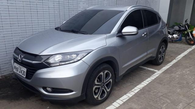 hr v 1.8 aut touring 2018 honda flex