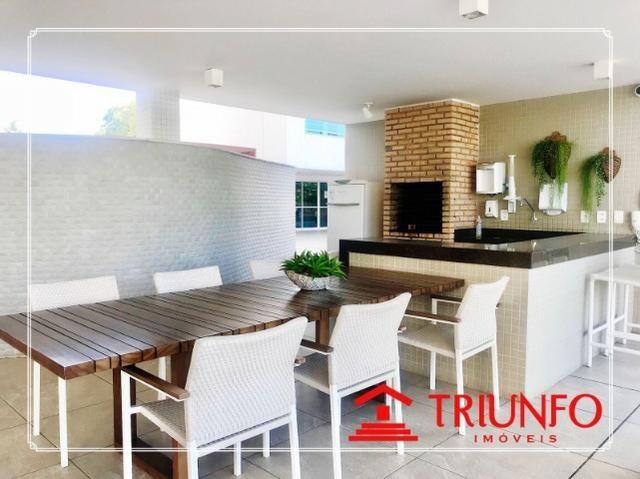 (EA) apartamento a venda no Guararapes com 145 metros- 3 quartos 3 vagas - Foto 3