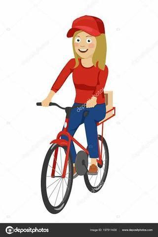 Entrega de Bike (delivery)