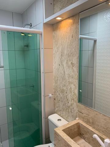 Ótimo apartamento com 58 m² - Condomínio fechado em Messejana - Foto 9