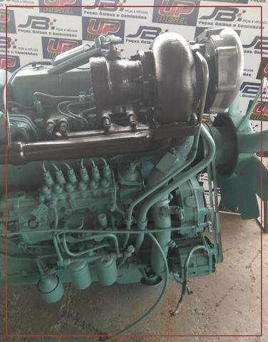 Motor Scania 113 Baixado - Base de troca- com NF - Foto 5