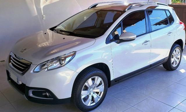 Peugeot 2008 Allure 2016 Único Dono Abaixo da Fipe - Foto 11