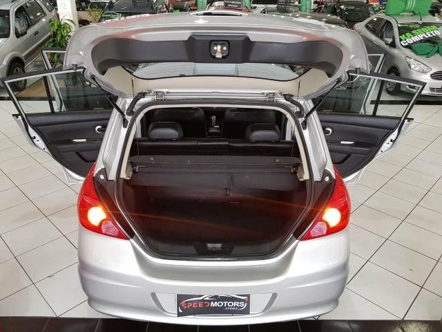 Nissan Tida SL Automático Teto solar Completo Banco em couro - Foto 3