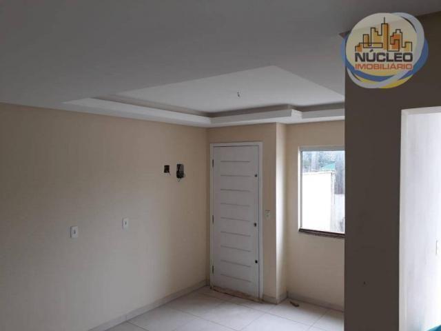 Sobrado com 3 dormitórios à venda, 96 m² por R$ 265.000 - João Costa - Joinville/SC - Foto 2
