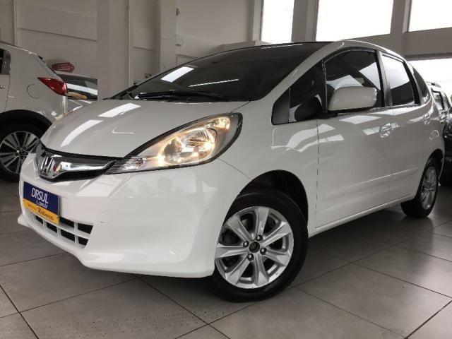 Honda Fit LX 1.4 16V AT 4P