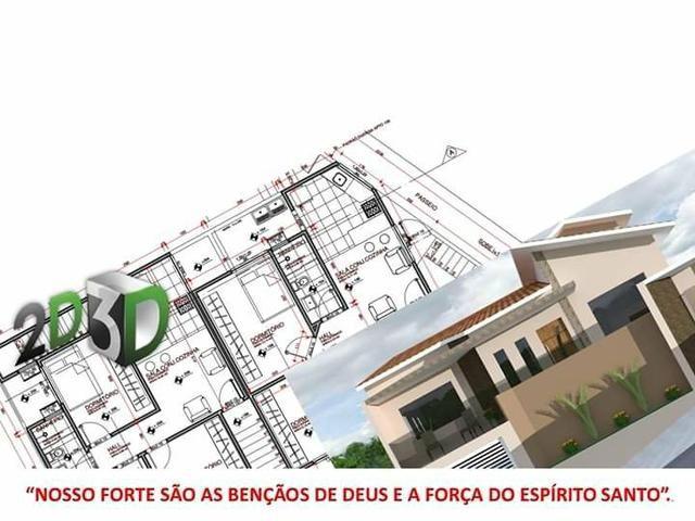 Projetos para construção civil - Segurança, conforto, beleza e economia - Foto 3