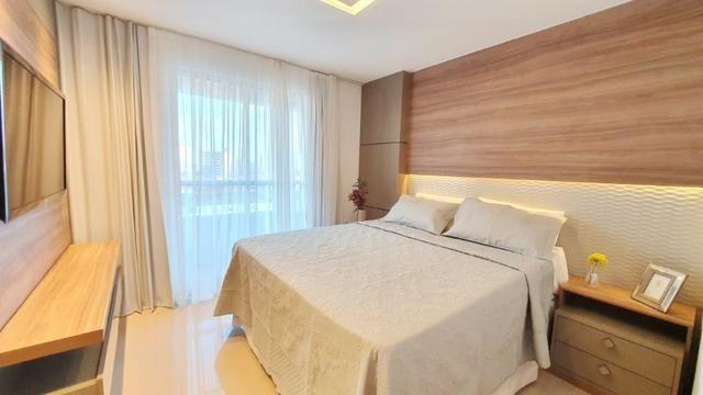 (JR) Oportunidade no Bairro de Fátima > Apartamento 96m² > 3 Suítes > Lazer > 2 Vagas! - Foto 4