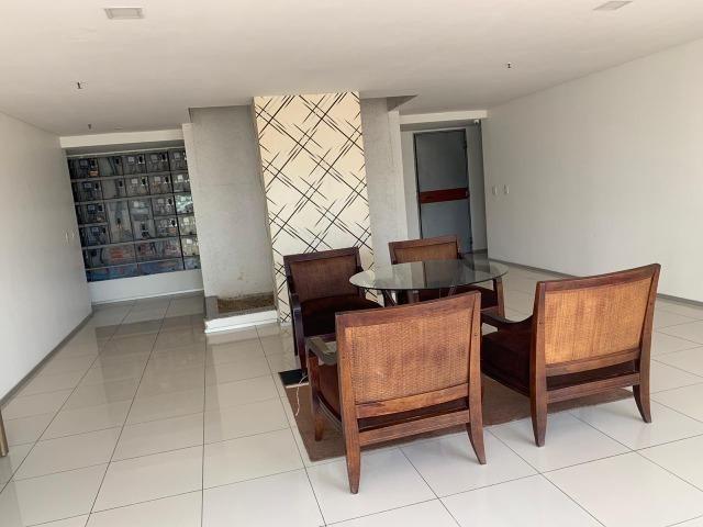 Ótimo apartamento com 58 m² - Condomínio fechado em Messejana - Foto 4