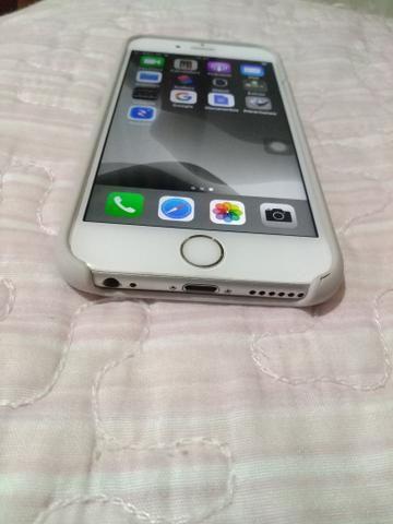 Iphone 6s Prateado - Foto 4
