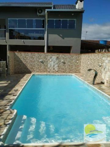 Casa com Piscina c/2 quartos por R$ 1.250/dia Jardim Perola do Atlântico - Itapoá/SC