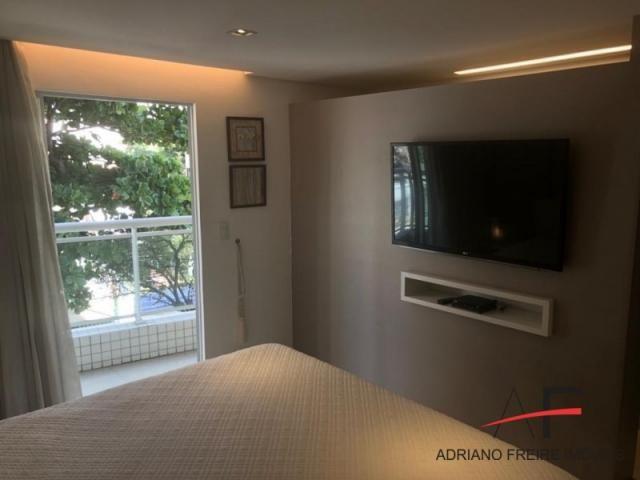 Apartamento duplex no Cocó, totalmente mobiliado - Foto 6