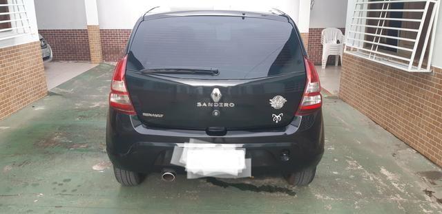 Renault SANDERO Exp. 1.0 16V 2012/2012 - Foto 4