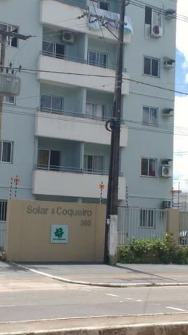 Cond. Solar do Coqueiro, Av. Hélio Gueiros, apto 2/4 mobiliado, R$1.100,00 / * - Foto 5