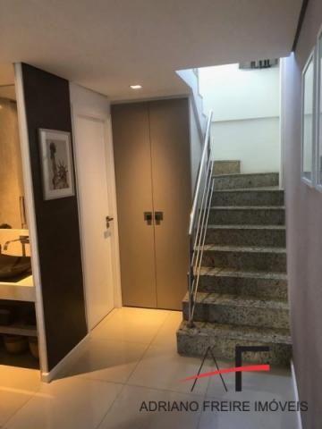 Apartamento duplex no Cocó, totalmente mobiliado - Foto 13