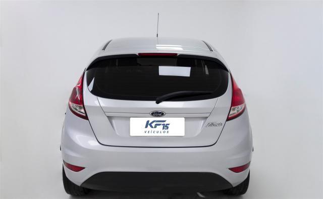 Ford Fiesta 2014 1.5 S Flex 4P Prata Completo - Foto 4