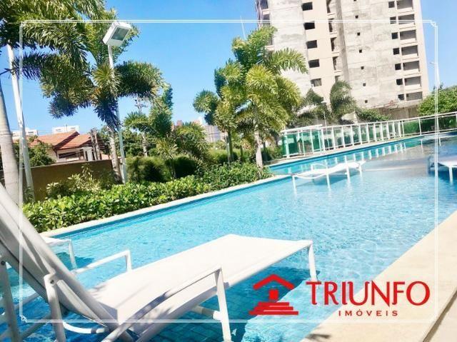 (EA) apartamento a venda no Guararapes com 145 metros- 3 quartos 3 vagas - Foto 5