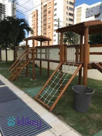 Apartamento à venda com 3 dormitórios em Cocó, Fortaleza cod:7986 - Foto 19