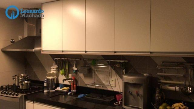 Apartamento com 4 dormitórios à venda, 182 m² por R$ 1.500.000,00 - Guararapes - Fortaleza - Foto 6